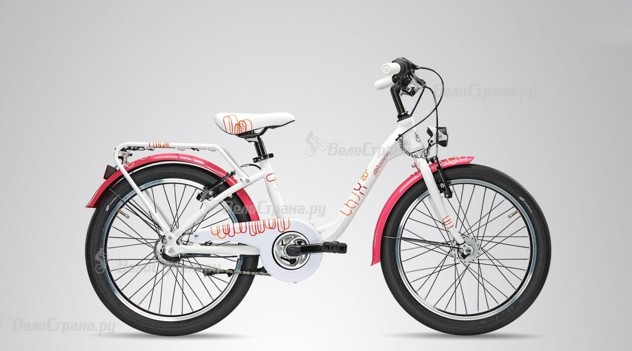 Велосипед Scool chiX comp 20 3-S (2015) велосипед scool pedex02 2015