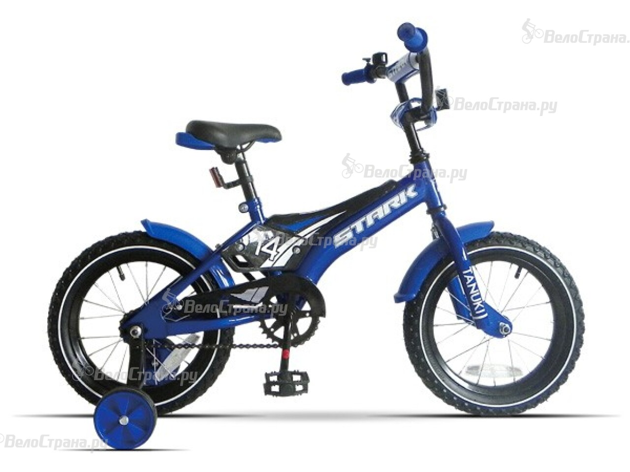 Велосипед Stark Tanuki 14 (2015) рюкзак mcm 61i 33p 015 2015 stark l1