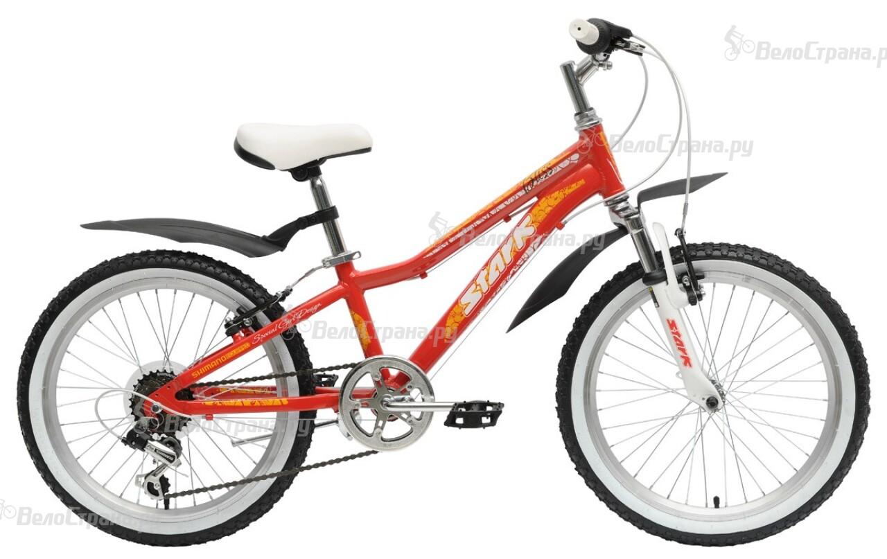Велосипед Stark Bliss Girl 20 (2015) велосипед stark gravity 20 2016