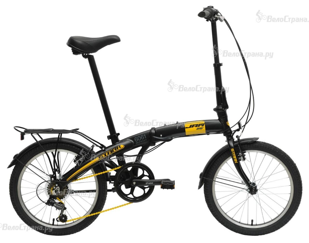 Велосипед Stark Jam 20 (2015) велосипед stark gravity 20 2016