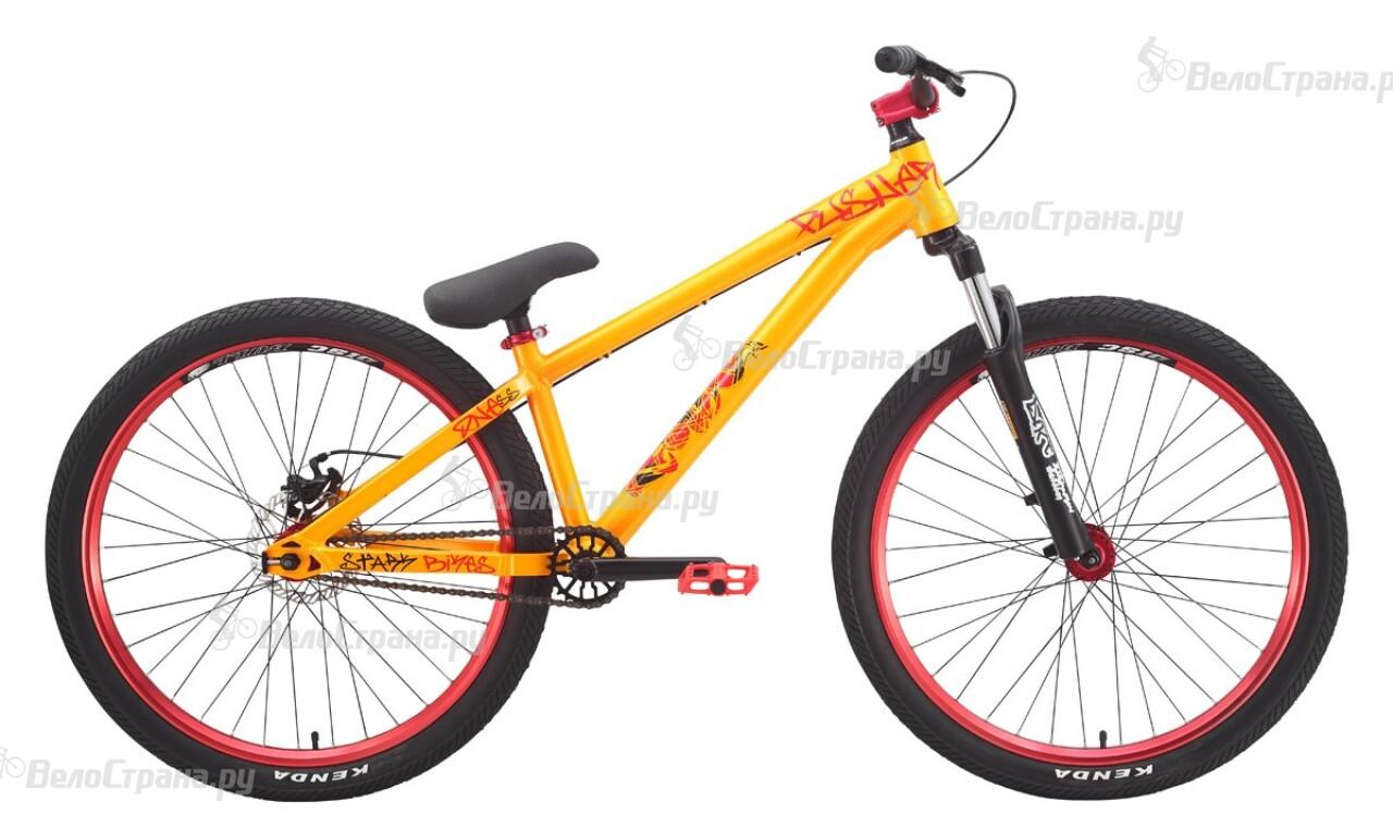 Велосипед Stark Pusher 1 SS (2015) велосипед stark outpost 26 1 d 2018