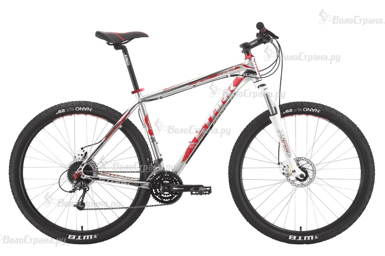 Велосипед Stark Armer 29er Disc (2015) велосипед stark indy disc 26 2016