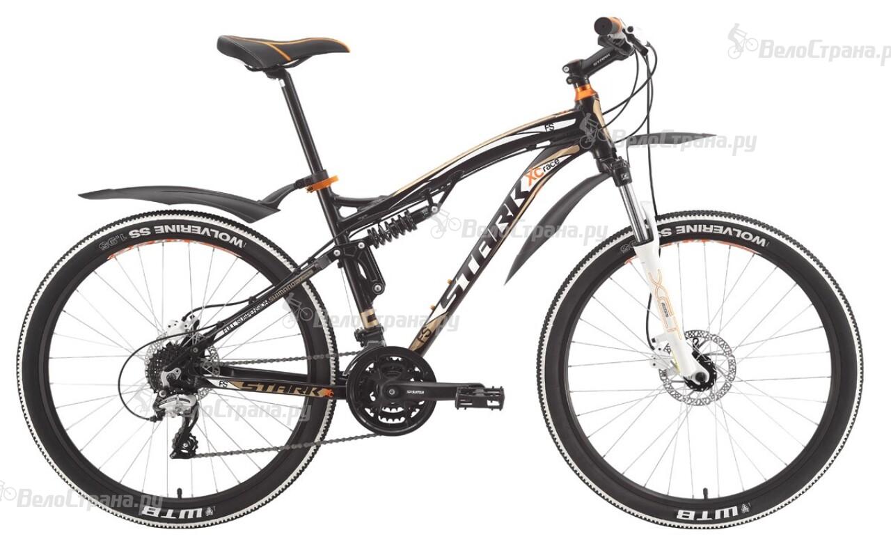 Велосипед Stark Stinger HD (2015) пряжа для вязания детская nazar кроха цвет синий темно синий голубой 1082 75 м 50 г 10 шт