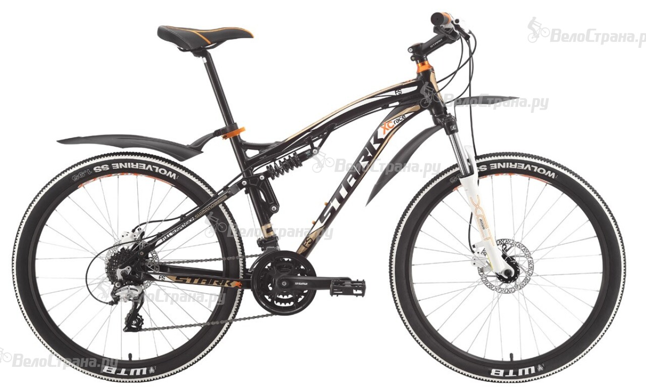 Велосипед Stark Stinger HD (2015) велосипед stark shooter 4 2013