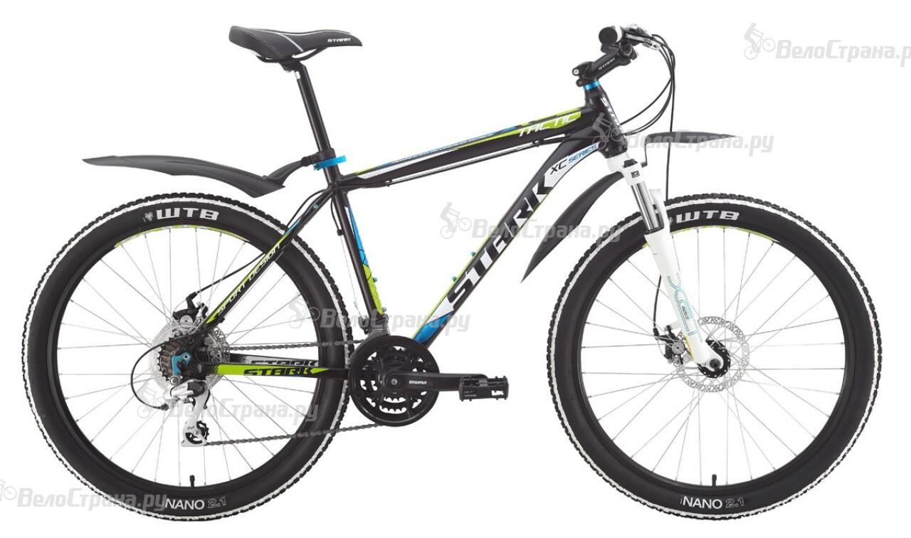 Велосипед Stark Tactic Disc (2015) велосипед stark tactic disc 26