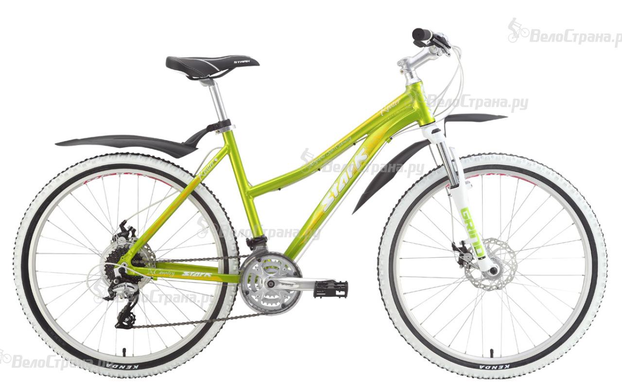 Велосипед Stark Router Lady Disc (2015) велосипед stark indy disc 26 2016