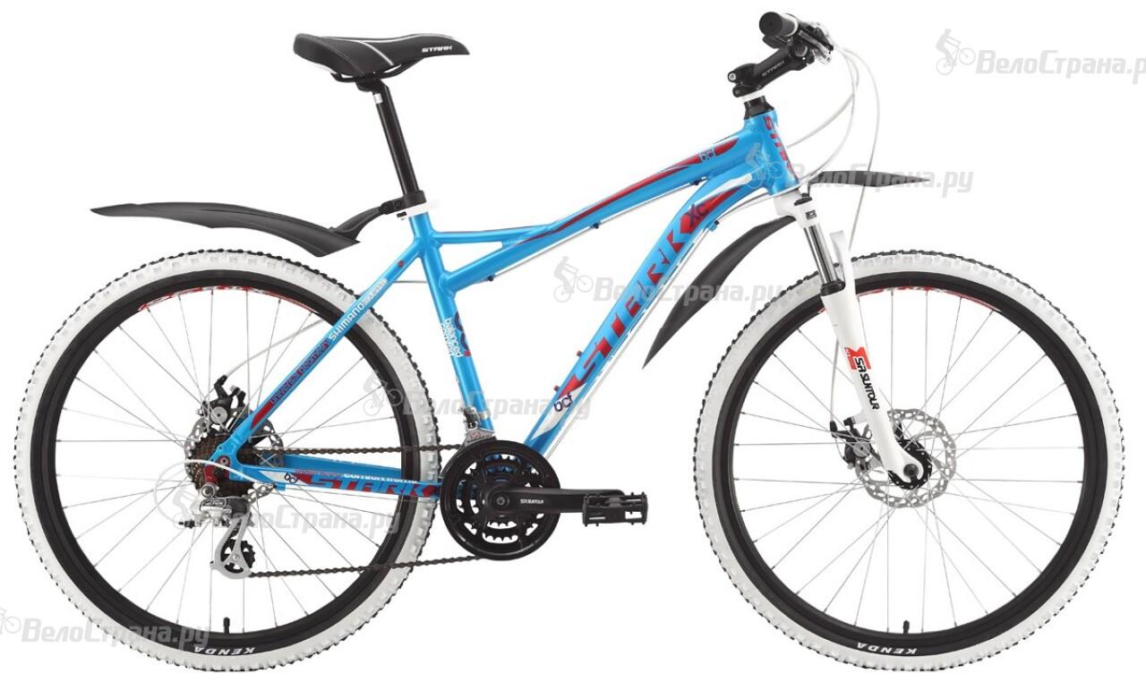 Велосипед Stark Antares Disc (2015) велосипед stark indy disc 26 2016