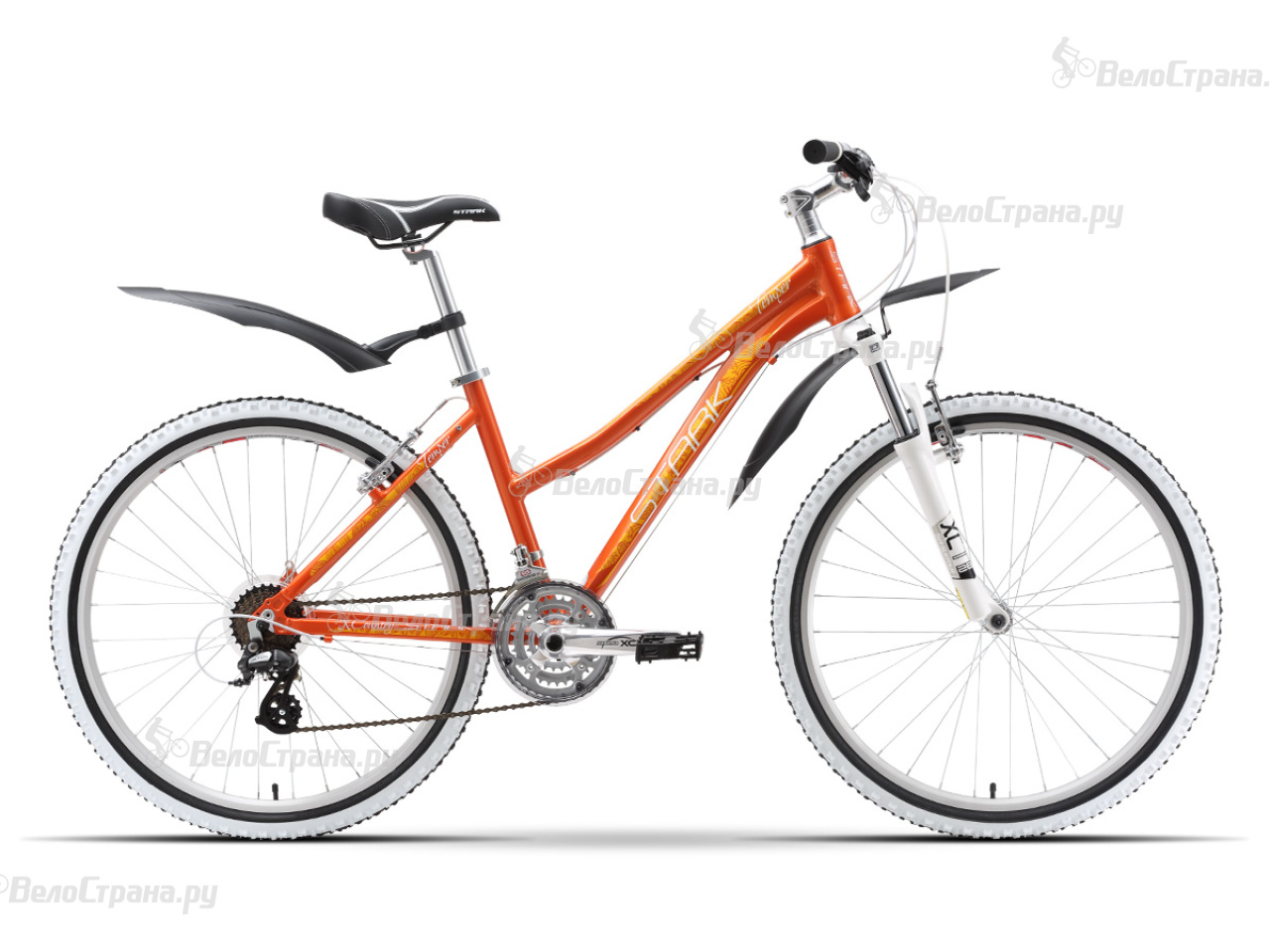 Велосипед Stark Temper Lady (2015)