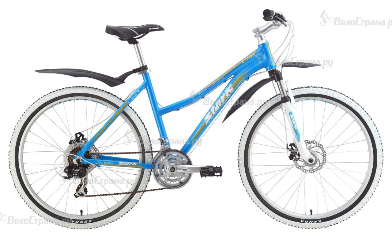 Велосипед Stark Chaser Lady Disc (2015) велосипед stark indy disc 26 2016