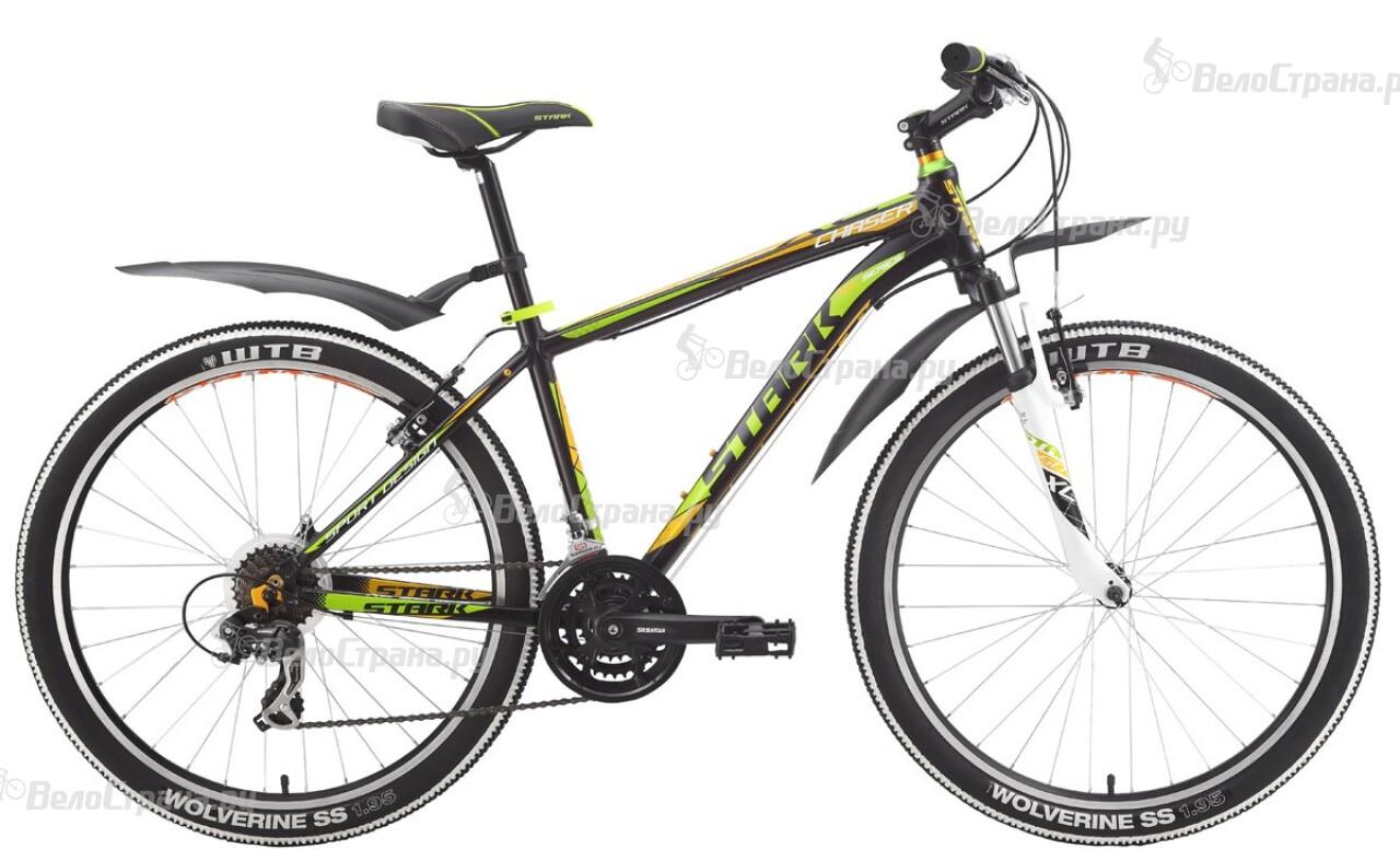 Велосипед Stark Chaser (2015) hks silent hi power на chaser