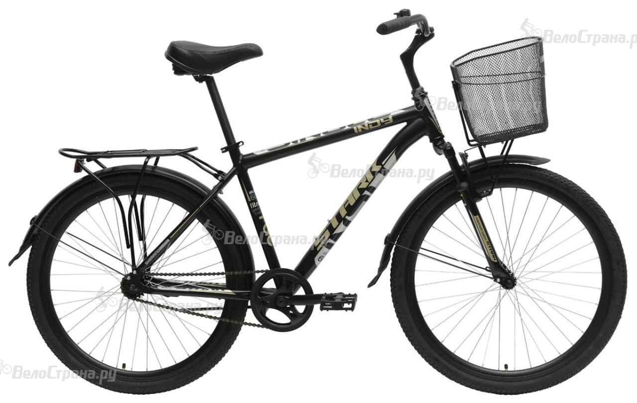 Велосипед Stark Indy Single (2015) велосипед stark indy single 2016