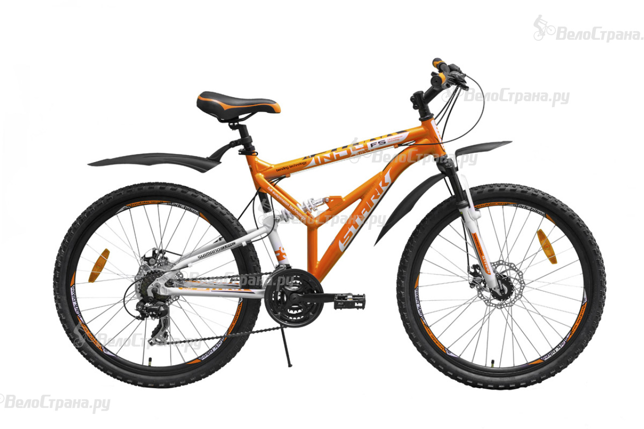 Велосипед Stark Indy FS Disc (2015)