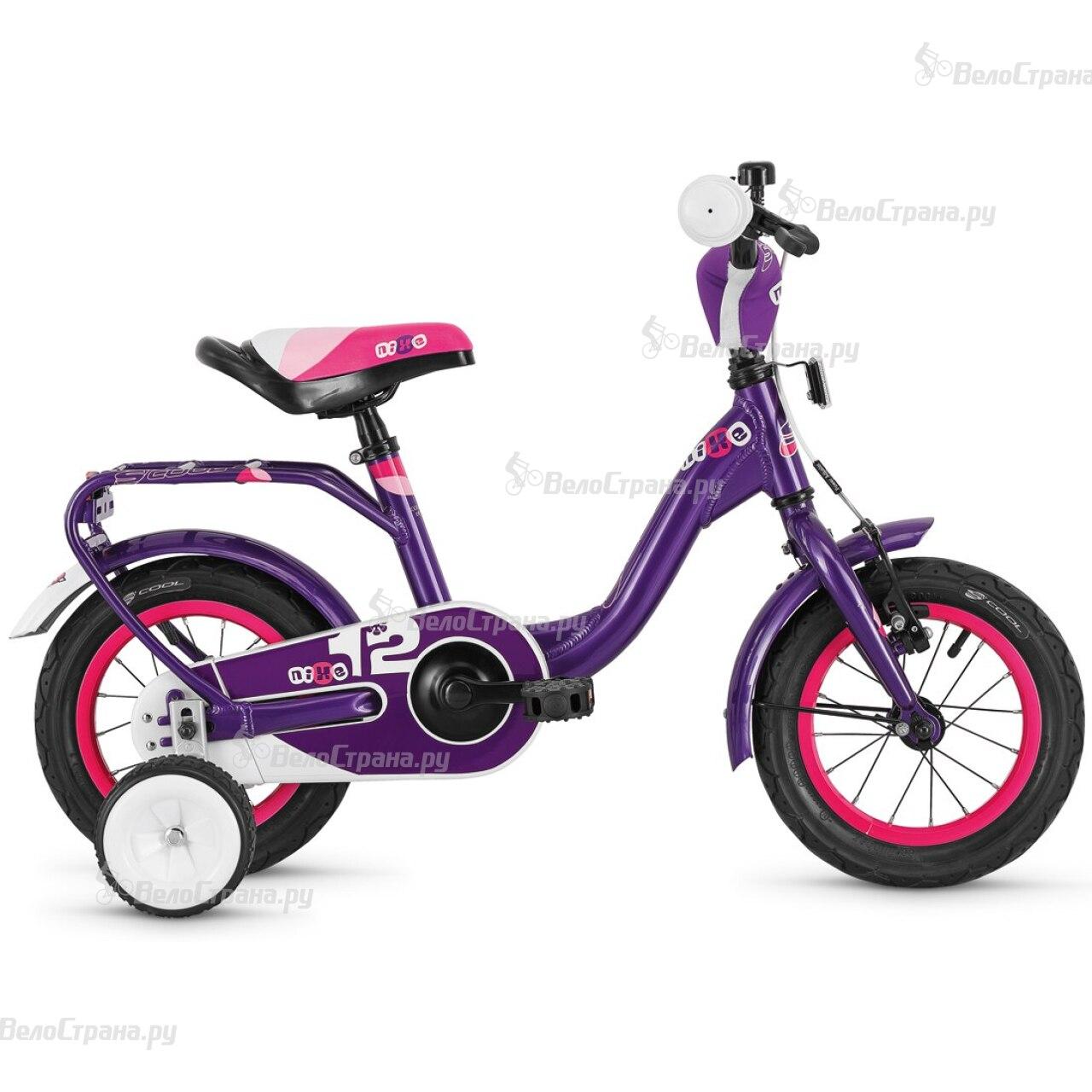 Велосипед Scool niXe 12 (2015) велосипед scool nixe 12 steel 2016