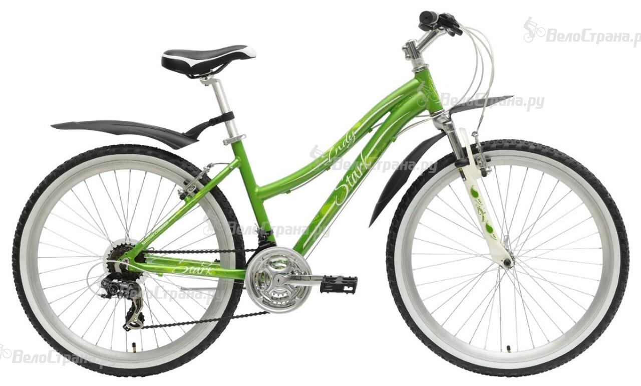 Велосипед Stark Indy Lady (2015) велосипед stark indy single 2016