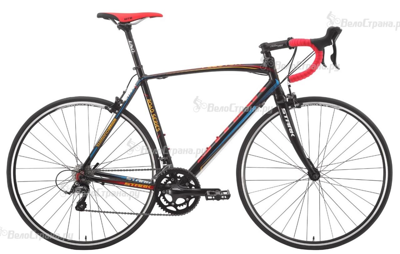Велосипед Stark Peloton (2015) велосипед stark plasma 14 5 2015 gold orange