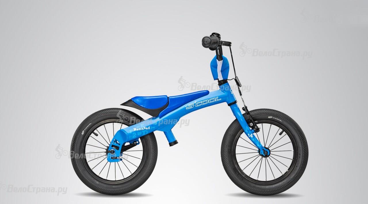 Велосипед Scool RENNRAD 14 (2015) велосипед scool pedex02 2015