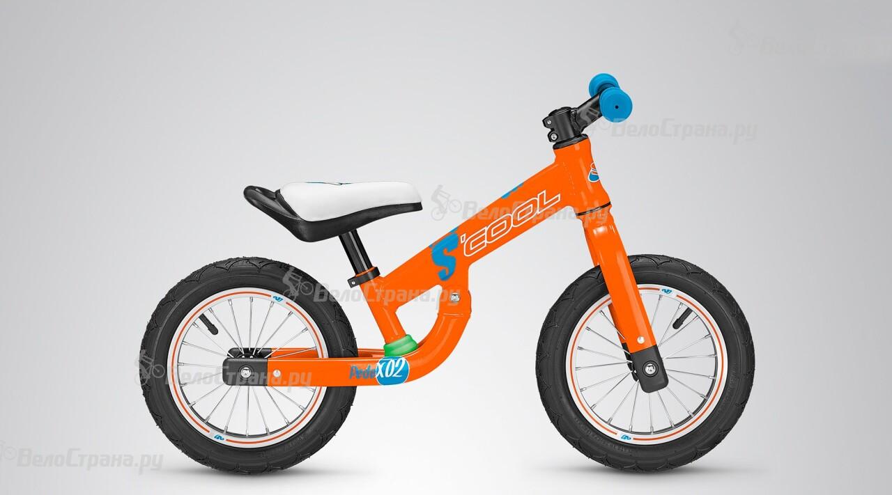 Велосипед Scool pedeX02 (2015) велосипед scool pedex02 2015