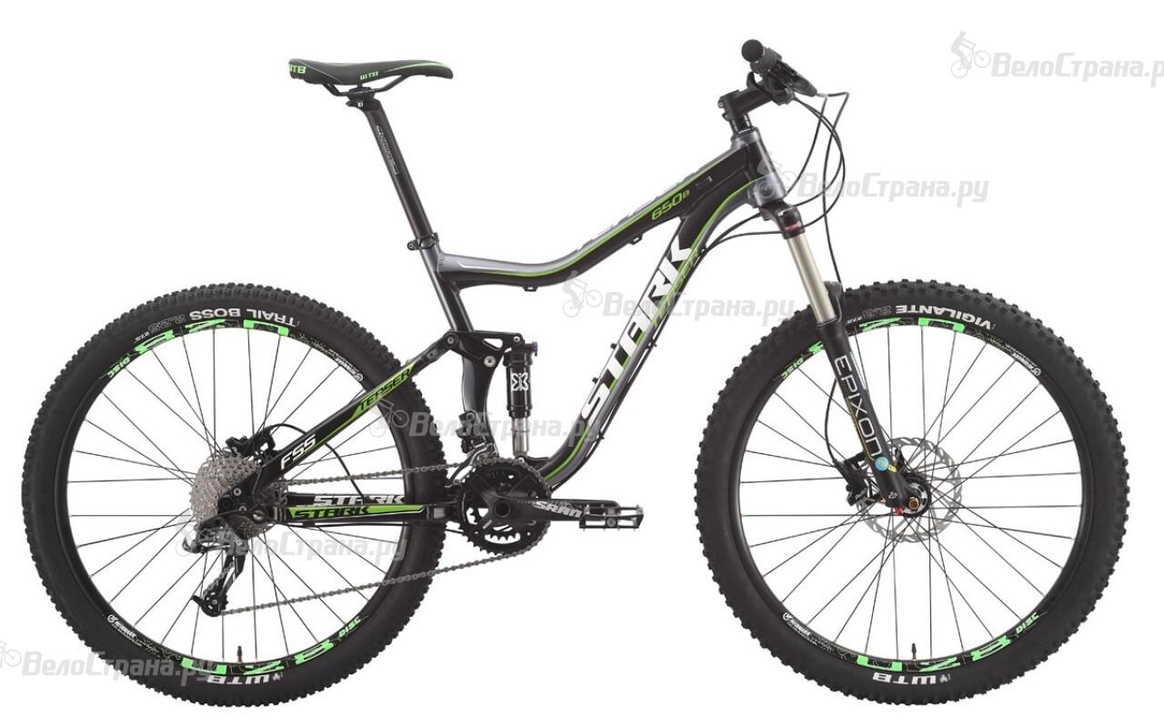 Велосипед Stark Teaser Trail 650B (2015) ожерелье casting treasures teaser 999 24k