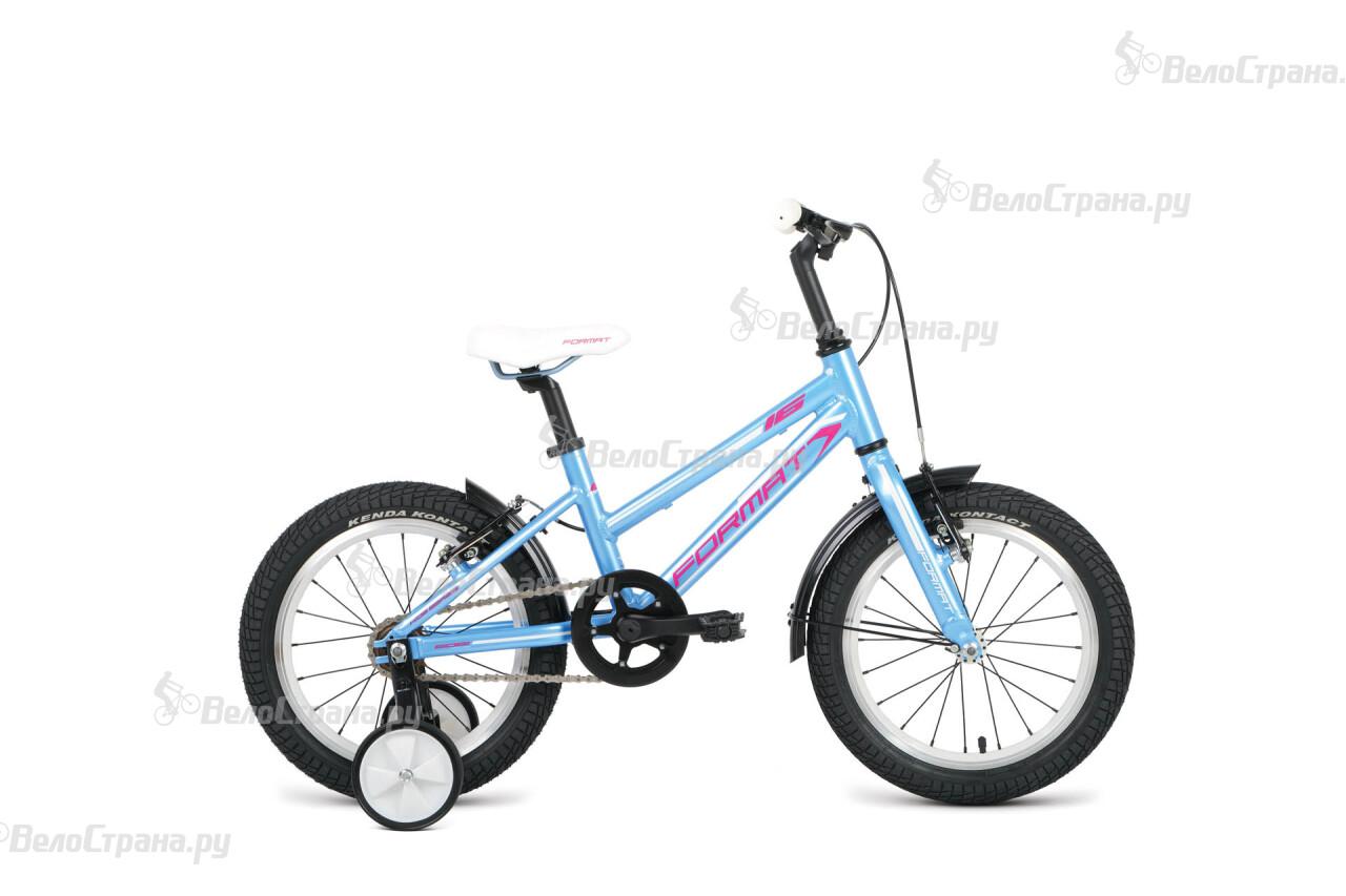 где купить Велосипед Format Girl 16 (2016) по лучшей цене