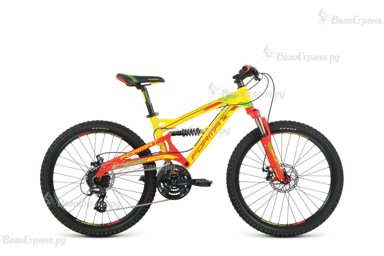 Велосипед Format 6612 Boy (2016) велосипед author spirit 27 2016
