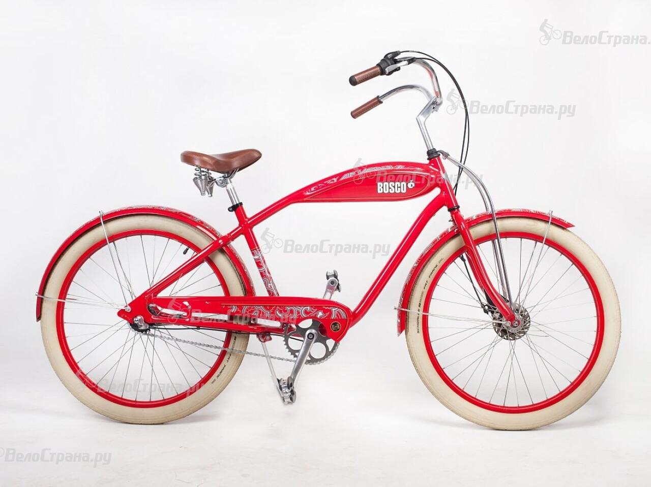 Велосипед Electra Cruiser Bosco 3i (2016)