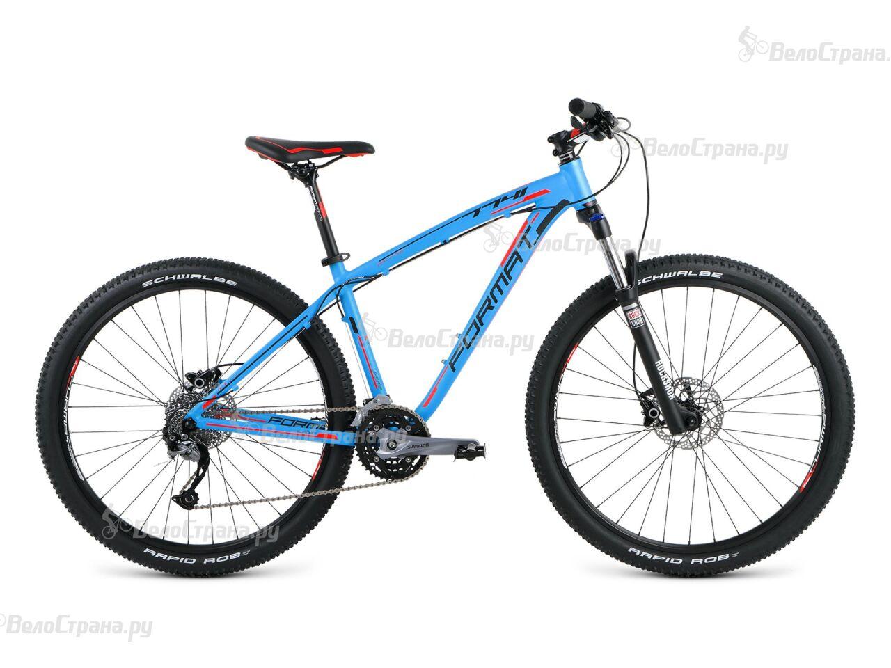 Велосипед Format 7741 Elite (2016) горный велосипед gt avalanche elite 27 5