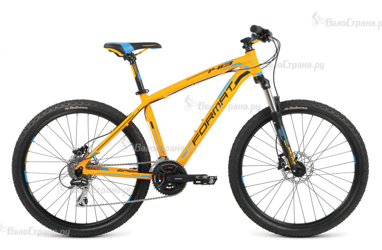 купить Велосипед Format 1413 26 (2016) дешево