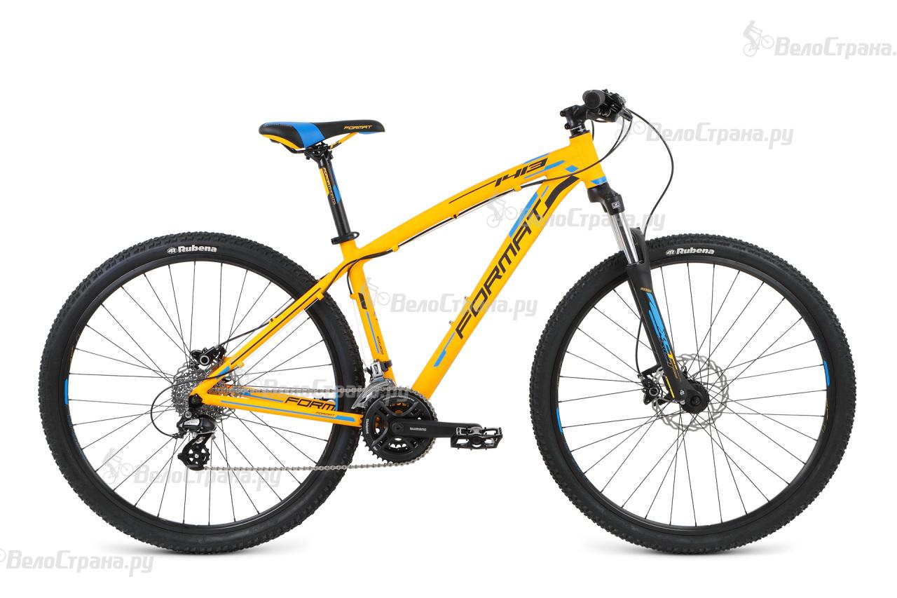 Велосипед Format 1413 29 (2016) велосипед format 1413 2014