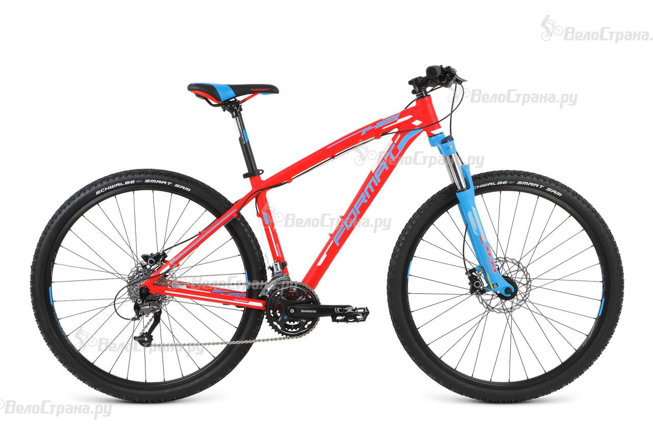 Велосипед Format 1412 29 (2016) велосипед format 1412 26 2016