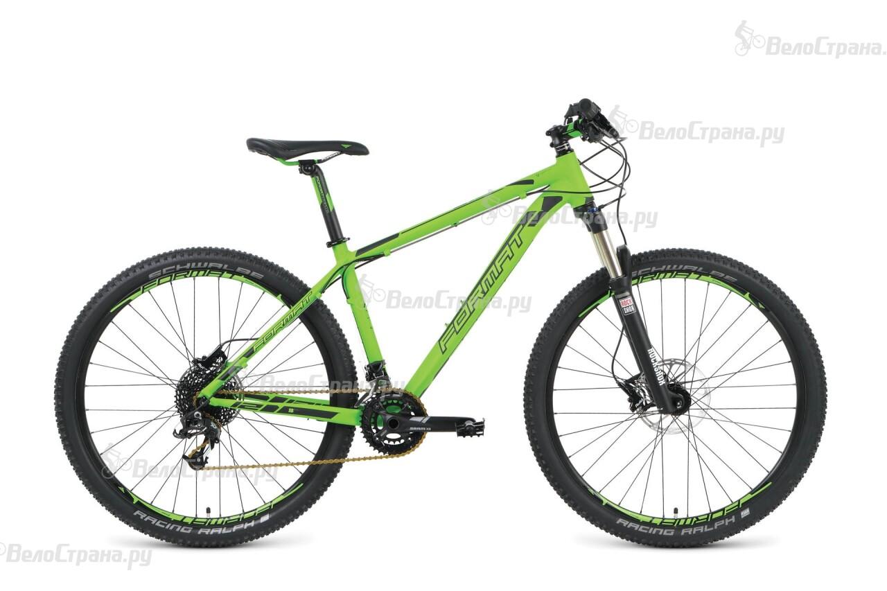 Велосипед Format 1212 27 (2016) велосипед format 1212 2014
