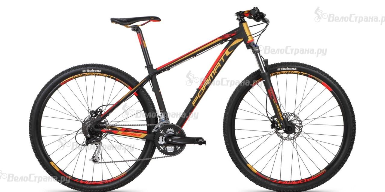 Велосипед Format 1215 29 (2015) амортизаторы кони 8240 1215 в москве
