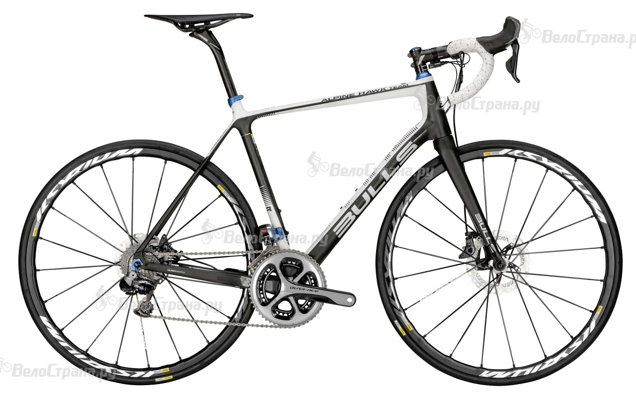 Велосипед Bulls Alpine Hawk Team DI2 (2015)