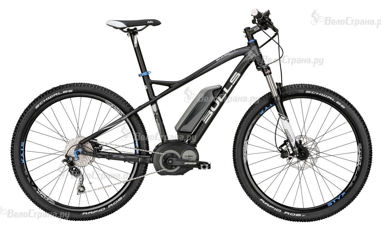 Велосипед Bulls SIX50-E 1 (2015) велосипед bulls six50 e 3 2016