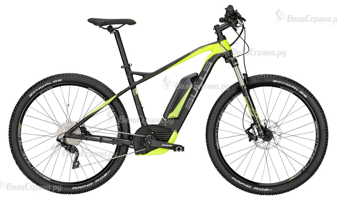 Велосипед Bulls SIX50-E 2 (2015) 2015 wat498