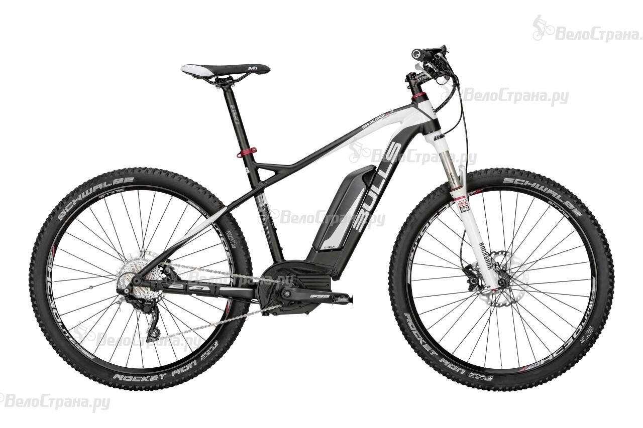 Велосипед Bulls SIX50-E 3 (2015) велосипед bulls six50 e 3 2016