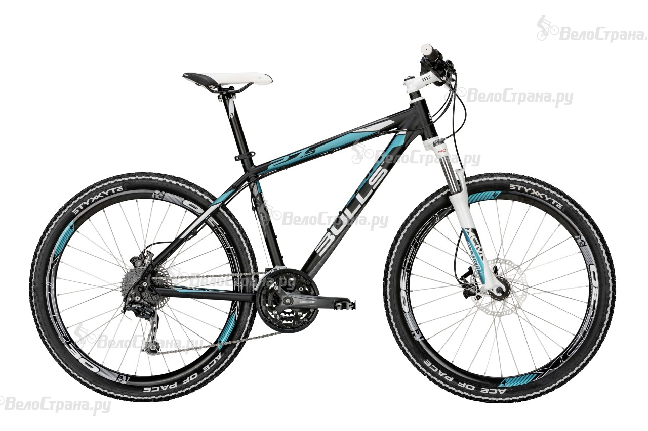Велосипед Bulls Vanida Disc 27,5 (2015)