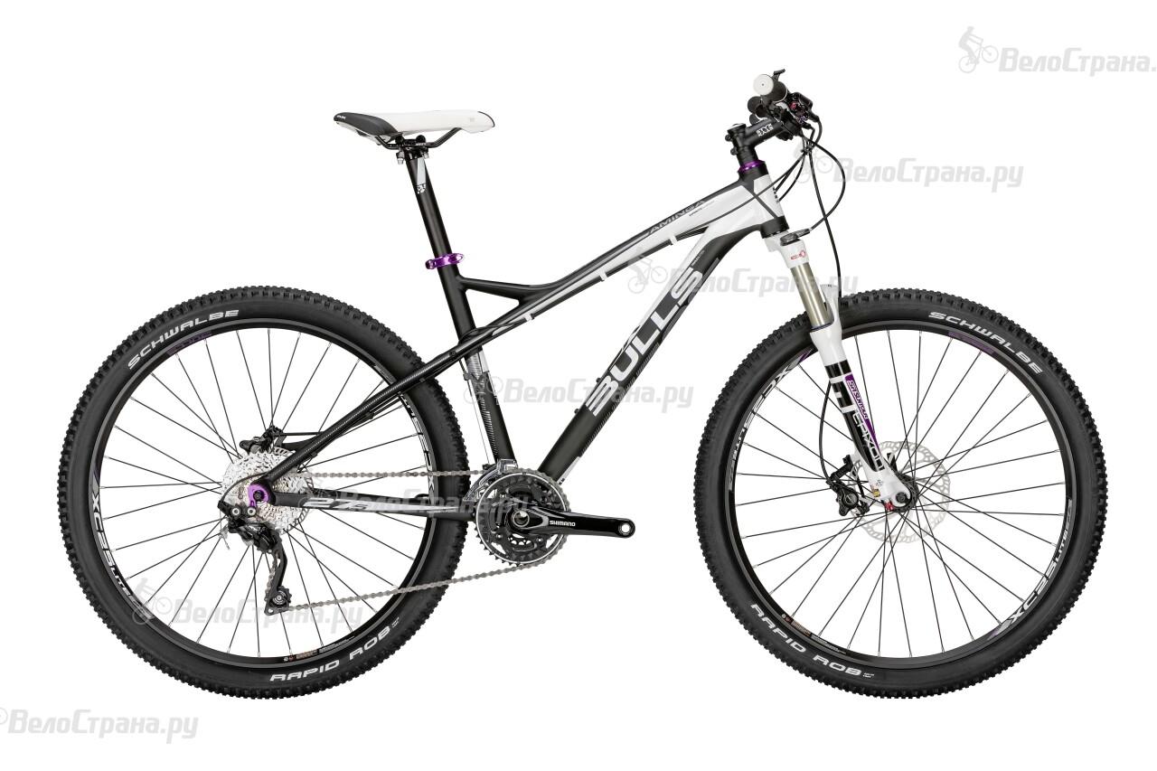 Велосипед Bulls Aminga SIX 50 27,5 (2015) велосипед bulls vanida 27 5 2017