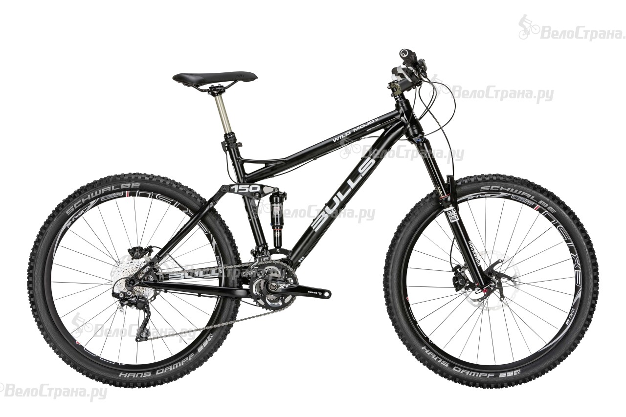 купить Велосипед Bulls Wild Mojo 3 (2015) недорого