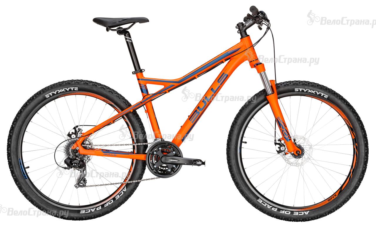 Велосипед Bulls Sharptail 1 Disc 27,5 (2016) bulls x dartor 67983