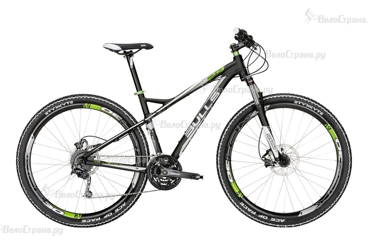 Велосипед Bulls Sharptail 29 Plus (2015) велосипед bulls jinga 29 2015