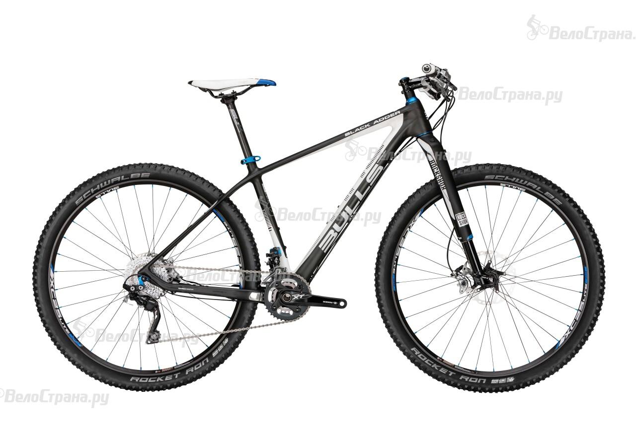 Велосипед Bulls Black Adder 29 (2015) велосипед bulls jinga 29 2015