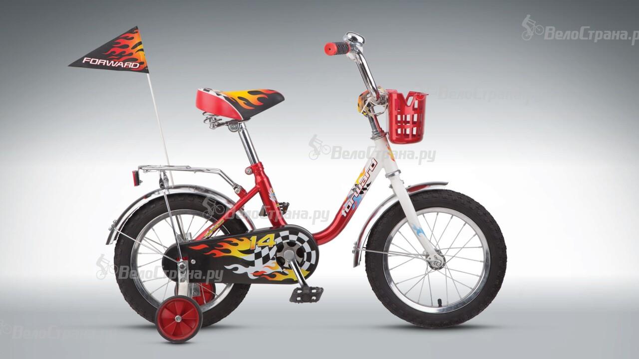 Велосипед Forward Racing 14 boy (2014) велосипед forward little lady azure 20 2014