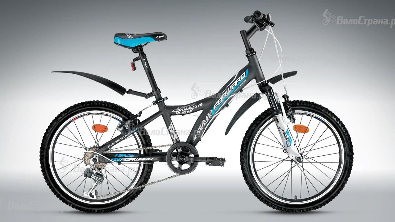 где купить Велосипед Forward Comanche 2.0 (2014) по лучшей цене