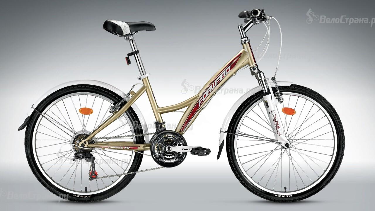 Велосипед Forward California 1.0 (2014) велосипед forward valencia 1 0 24 2016