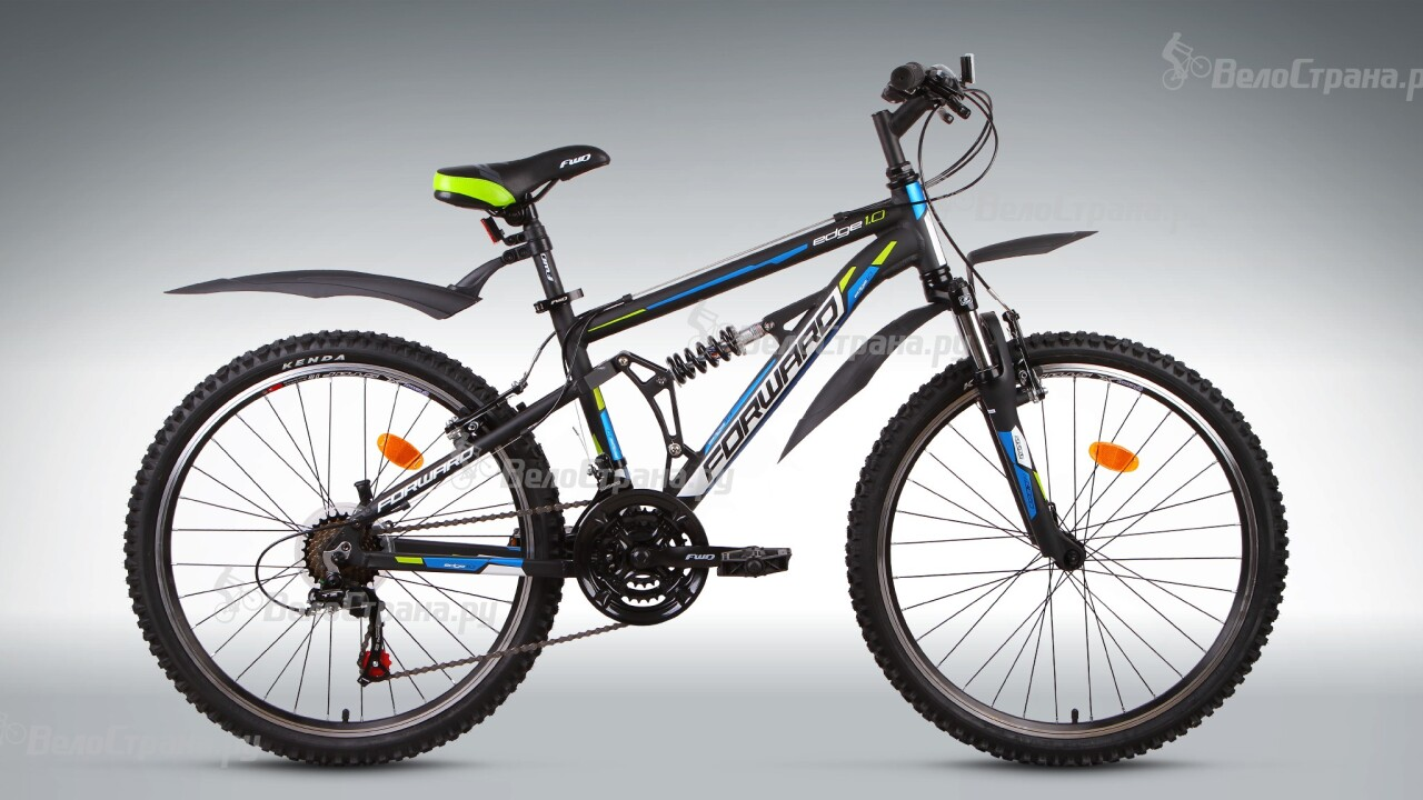 Велосипед Forward Edge 1.0 (2014) велосипед forward valencia 1 0 24 2016