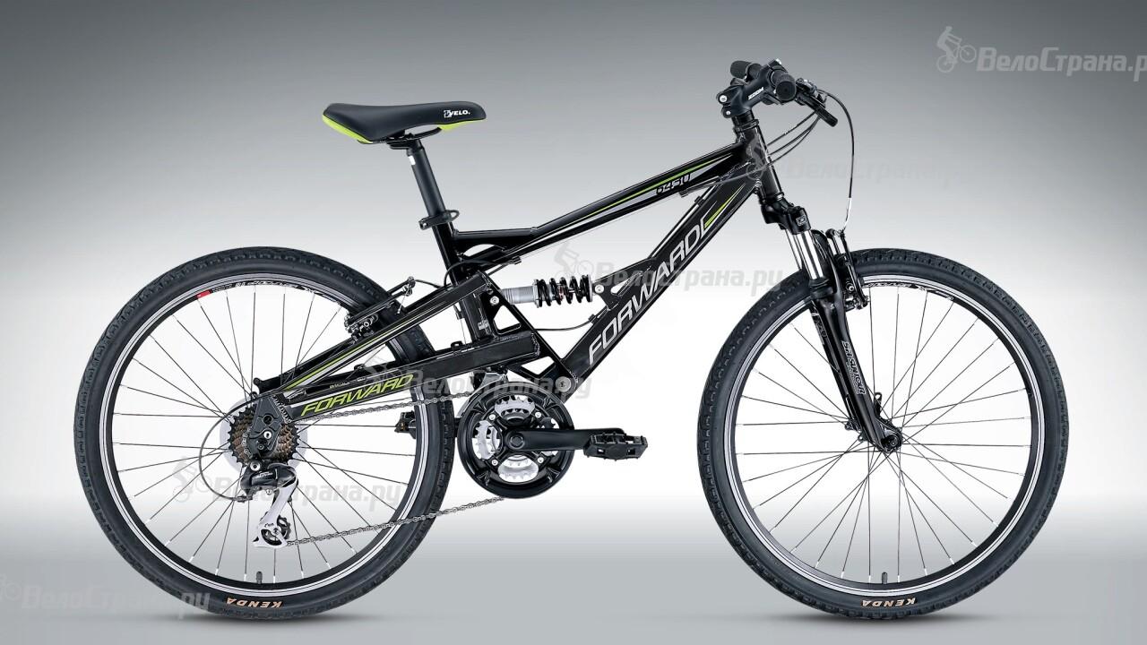 Велосипед Forward 6430 (2014) велосипед forward valencia 1 0 24 2016