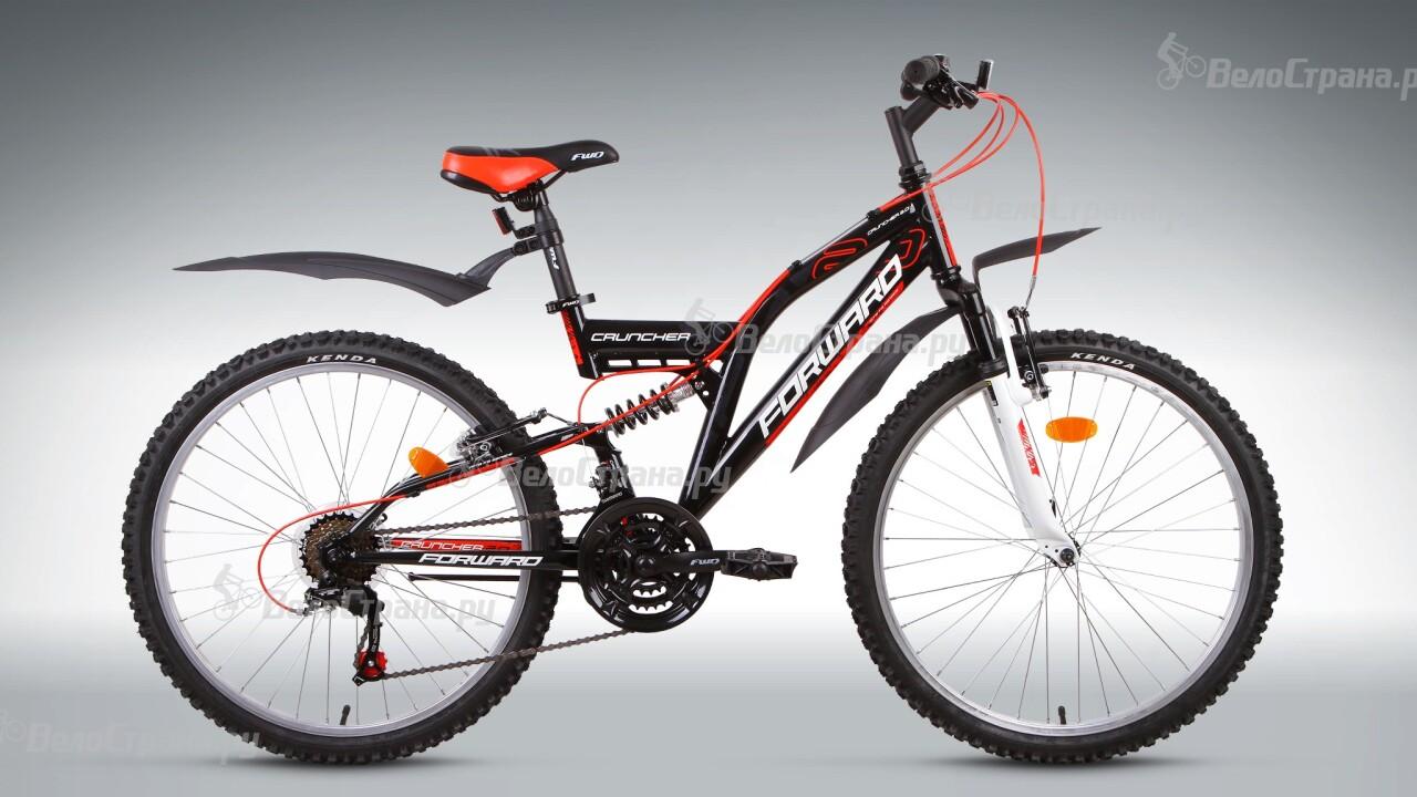 Велосипед Forward Cruncher 2.0 (2014) велосипед forward valencia 1 0 24 2016