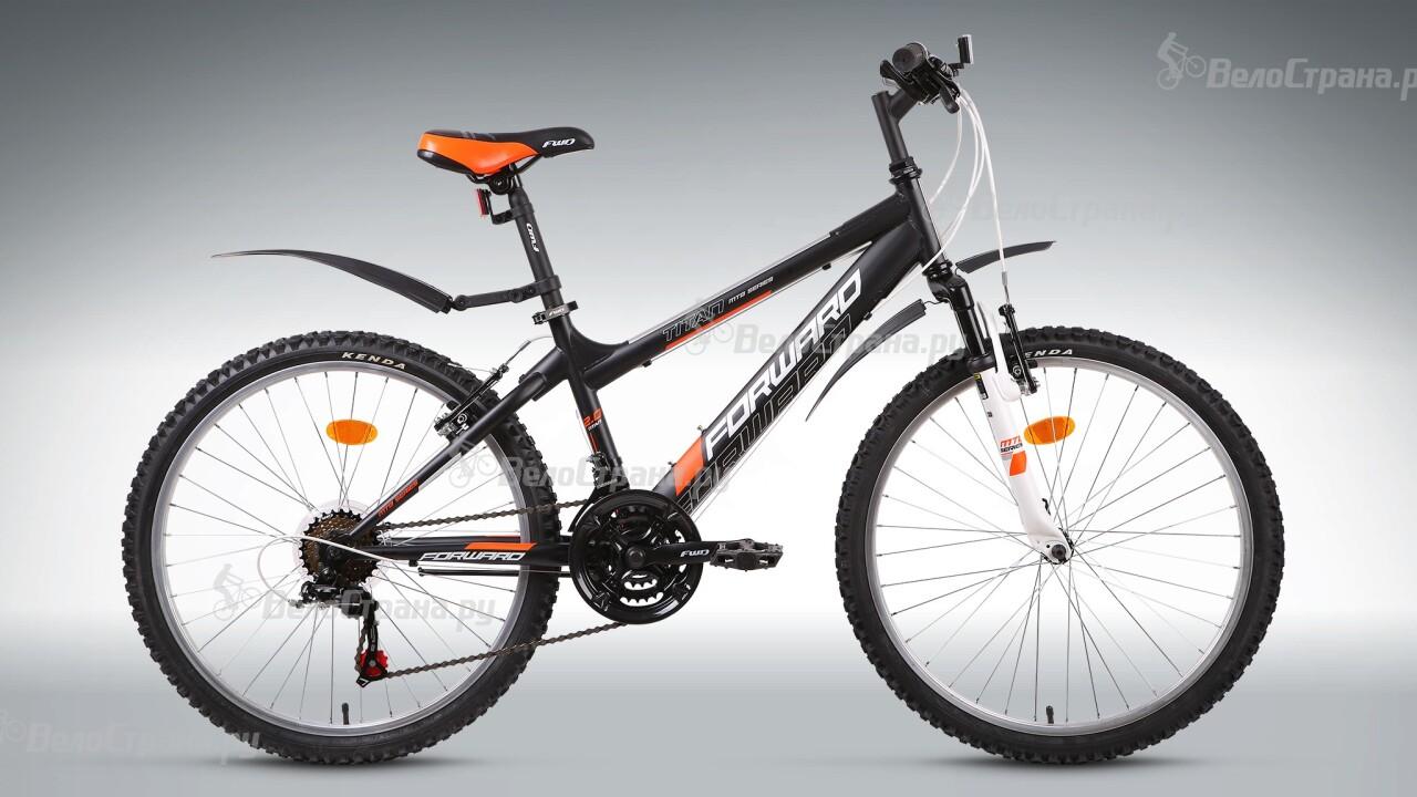 Велосипед Forward Titan 2.0 (2014) велосипед forward valencia 1 0 24 2016
