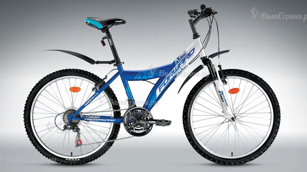 Велосипед Forward Dakota 2.0 (2014) велосипед forward valencia 1 0 24 2016