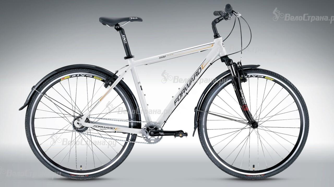 Велосипед Forward 5330 (2014) велосипед forward 4312 2014